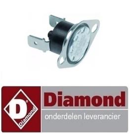 390926189 - BOILER VEILIGHEIDSTHERMOSTAAT 95°C DIAMOND DK7/2-NP, DK7/6, DK7/6-60HZ