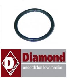 254456016 - O-ring afvoerpijp DIAMOND D701-EKS