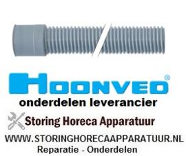 5872.71.10 - Afvoerslang  L 2000 mm vaatwasser HOONVED CAP7E