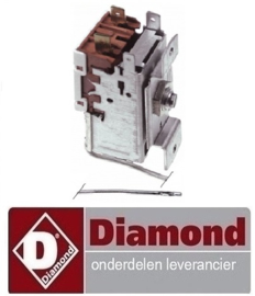 286RFS0B892 - Thermostaat DIAMOND IJSBLOKJESMACHINE MXP-35A/F