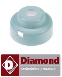 ST110305 - Deksel voor overlooppijp pijp ø 34mm DIAMOND ICE120A