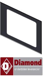 127S0251-00 - BUITEN RUIT VOOR DFV-411/S - DIAMOND DFV-423/S