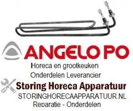 568416261 - Verwarmingselement 3000W 230V voor Angelo Po