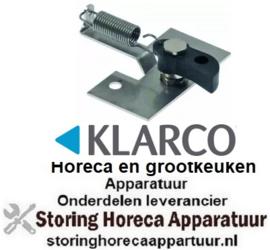 351S0042319 - Sluitpal met veer voor KLARCO M15