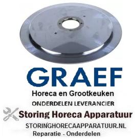 946697375 - Rondmes ø 330mm standaard voor snijmachine GRAEF