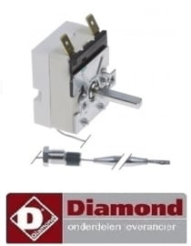 007A06044 - THERMOSTAAT VOOR DIAMOND VLS1/R