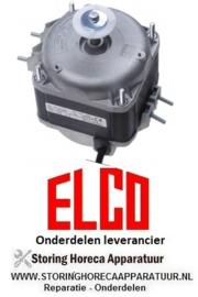 045.6015.29 - Ventilatormotor MULTIFIT  25W -  230V ELCO