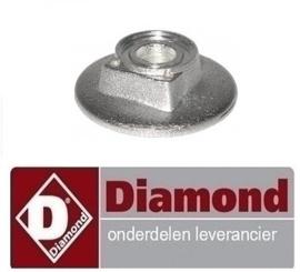120.672.050.00 - BRANDERKOP MET OPENING THERMOKOPPEL+KAARS DIAMOND G65/T2BFA11