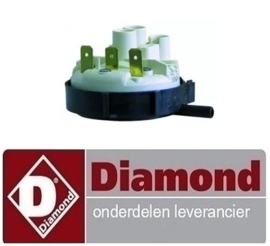 221224010  - PRESSOSTAAT 110/75  DIAMOND DC502