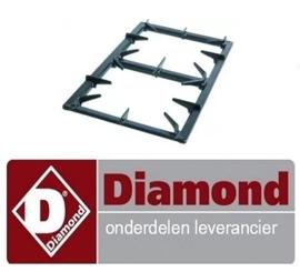 210.681.008.14 - Branderrooster 700 DIAMOND G65/6BP11-EC