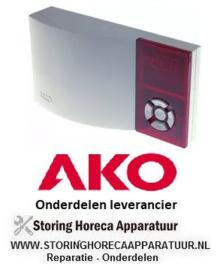 452378042 - Elektronische regelaar AKO type AKO-D14610 inbouwmaat 174x94x42mm voeding 230VAC spanning AC