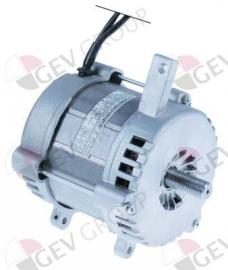 500955 - Motor 230V fasen 1 50Hz 1380U/min type H70 ELETTROMECANICA condensator 10µF