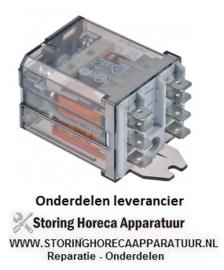 1143.801.39 - Vermogensrelais FINDER 230VAC 16A