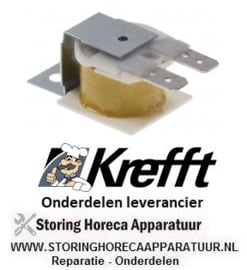 0507.6300601.01 - Zoemer steamer KREFFT GG10.11NT
