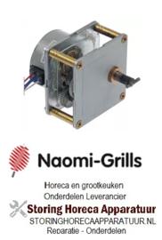 154500803 - Tandwielmotor CROUZET type 80527402 230V 1U/min