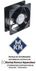 235601030 - Axiaalventilator 230VAC 50Hz 18W voor MKN