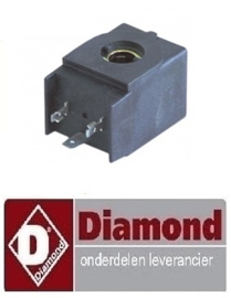 37123091 - MAGNEETSPOEL HEETGAS GAS 220/50-60  DIAMOND ICE20A