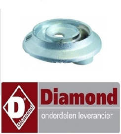 256672.101.00 - BRANDER LICHAAM D150 7.5 kW DIAMOND G65/1F4T
