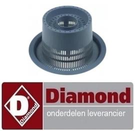 033121120 - AFVOER FILTER KUIP DIAMOND  DK7/6-2-NP+051D-NP+D86/EK-NP