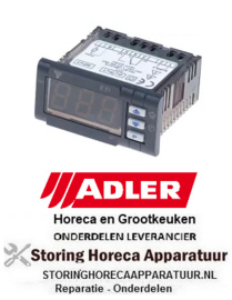 423379264 - Elektronische regelaar type E51-DNS - 230 volt voor vaatwasser ADLER