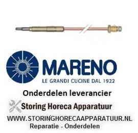 6112716500 - Thermokoppel M9x1 L 850mm steekhuls ø6,0(6,5)mm kantelbare braadpan MARENO BRG94G