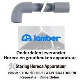 485506207 - Afvoerslang voor vaatwasser LAMBER