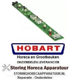 544400897 - Displayprintplaat vaatwasser GS 60 HOBART
