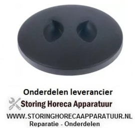 5085.278.97 - Deksel voor koffiebonencontainer ø 157mm passend voor MINI