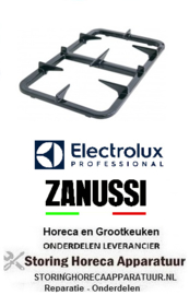 802210155 - Gasfornuis Brander rooster B 320 mm, L 530 mm Electrolux, Tecnoinox, Zanussi