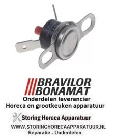 1156016008064 - Maximaalclixon uitschakeltemp. 115°C NC 1-polig 16A BRAVILOR, BONAMAT FRESHONE