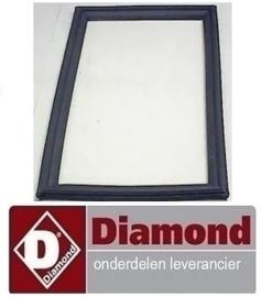 3547110005002 - Koelladerubber koelwerbank DIAMOND