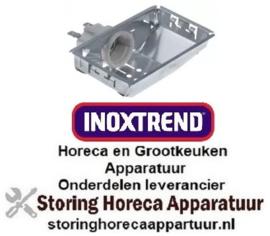168359698 - Lampfitting L 100mm B 55mm INOXTREND