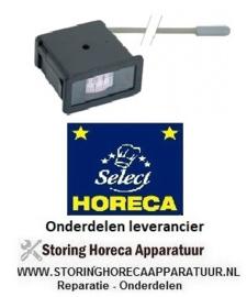 0803303276 - Thermometer  -40 tot +40°C voor vrieskast HORECA SELECT GFR1600