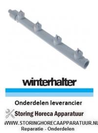 515517746 - Wasarm inbouwpositie onder L 335mm sproeiers 4 vaatwasser Winterhalter