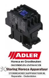 253380204 - Relais AC1 - 25A - 230VAC voor vaatwasser ADLER