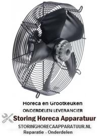 602602172 - Ventilator type ventilatorblad ø 400mm 230V 50/60Hz U/min zuigend H 155mm