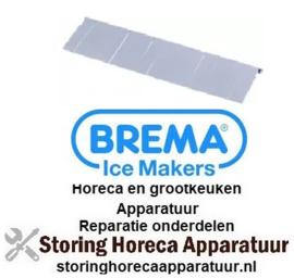 189695116 - Gordijn voor ijsblokjesmachine  BREMA