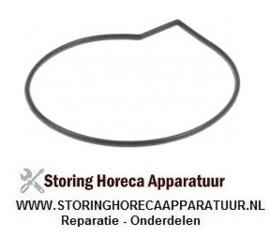 172521702 - Pompdeksel pakking materiaaldikte 3,5x4,5mm