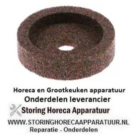 163697605 - Slijpsteen ø 50mm dikte 12mm boring ø 10mm korreling crica zonder fase