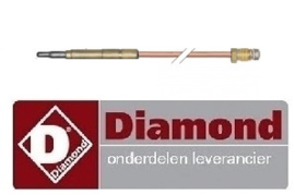 6086.72.025.00 - Thermokoppel gasfornuis DIAMOND G11/6BA12