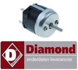 460A02016 - TIMER VOOR PIZZA OVEN DIAMOND FF133