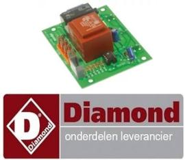526692027 - Printplaat deegroller P32/X nieuwe uitvoering 230 Volt DIAMOND