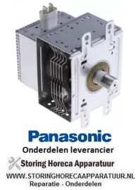 704402123 - Magnetron PANASONIC type 2M210M1 voor magnetrons