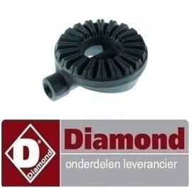 632107193 - VOLLEDIG BRANDER DIAMOND WGL3-20