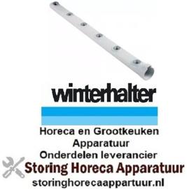 625502157 - Wasarm L 565mm sproeiers 6 inbouwpositie boven of onder WINTERHALTER