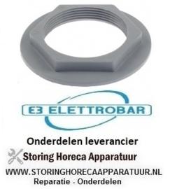 6374.290.73  - Moer voor wasarmhouder onder vaatwasser ELETTROBAR FAST160-2