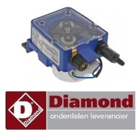 9492.090.37 - Doseerapparaat glansspoelmiddel vaatwasser DIAMOND 015/25D-NP
