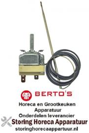 593375363 - Thermostaat instelbereik °C 1-polig voor BERTOS