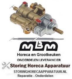 981101441 - Gasthermostaat 30-90°C MBM