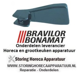 0836015001217 - Hendelgreep kunststof zwart waterkoker  BRAVILOR HW520